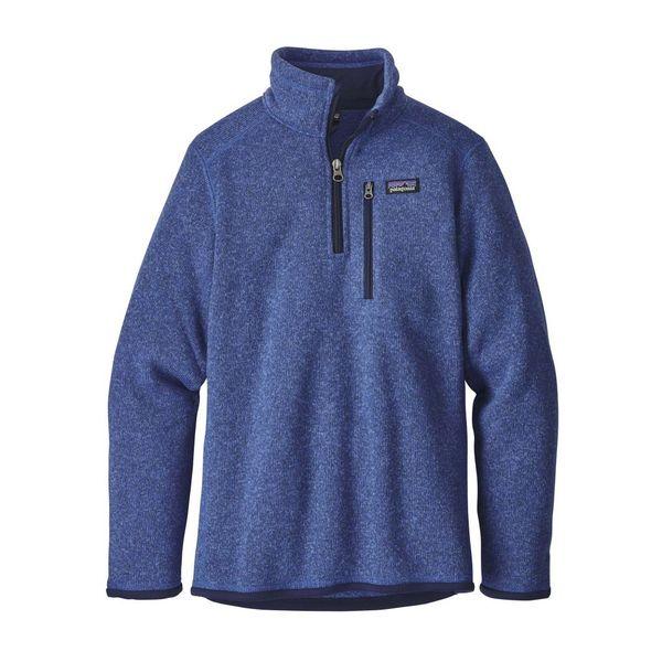 Patagonia Patagonia Boys' Better Sweater® 1/4-Zip Fleece
