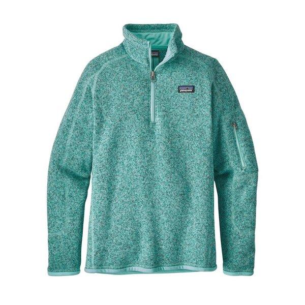 Patagonia Patagonia Girls' Better Sweater® 1/4-Zip Fleece