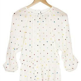 Bell Kids Hearts Blouse