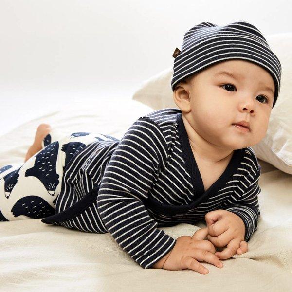 Tea Collection Tea Collection Wrap Top Baby Outfit