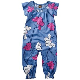 Tea Collection Tea Smocked Romper