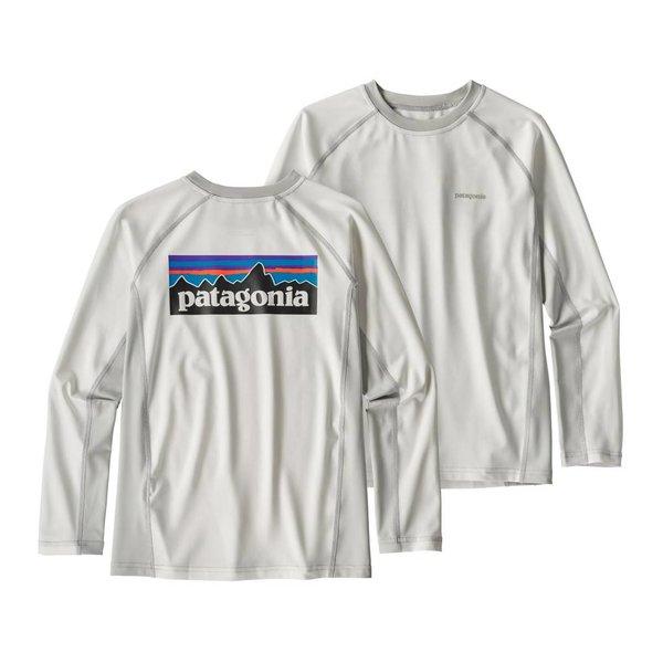 Patagonia Patagonia  Boys Long-Sleeved Silkweight Rashguard