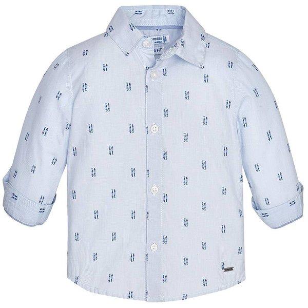 Mayoral Mayoral Boys Long Sleeved Shirt