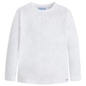 Mayoral Mayoral Girls Basic Shirt