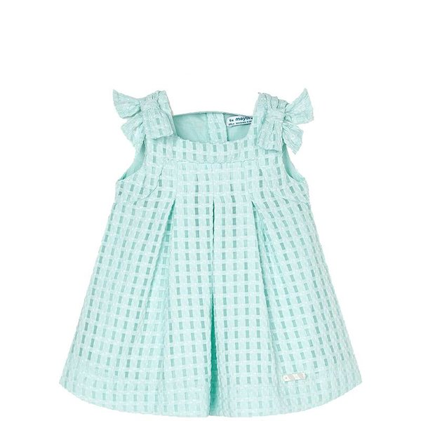 Mayoral Mayoral Baby Fitted Dress