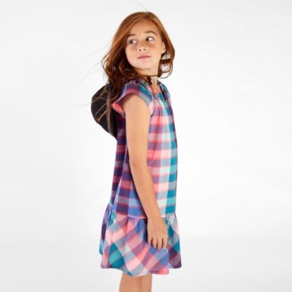 Tea Collection Tea Collection Classic Plaid Dress