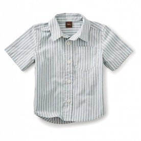 Tea Collection Tea Striped Baby Shirt
