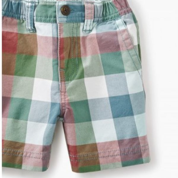 Tea Tea Collection Twill Travel Baby Shorts