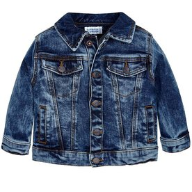 Mayoral Baby Jean Jacket