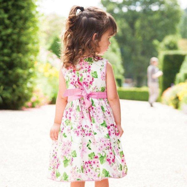 JoJo Maman Floral Party Dress
