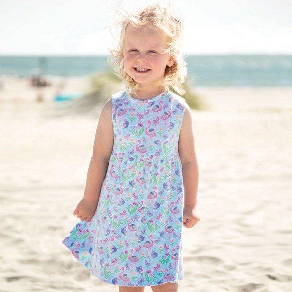 JoJo Maman Girls Jersey Dress