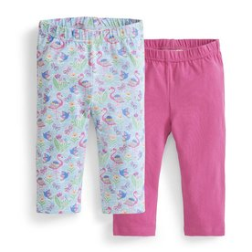 JoJo Maman 2pk Leggings