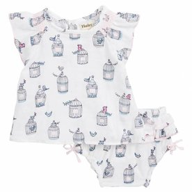 Hatley Hatley Smocked Set