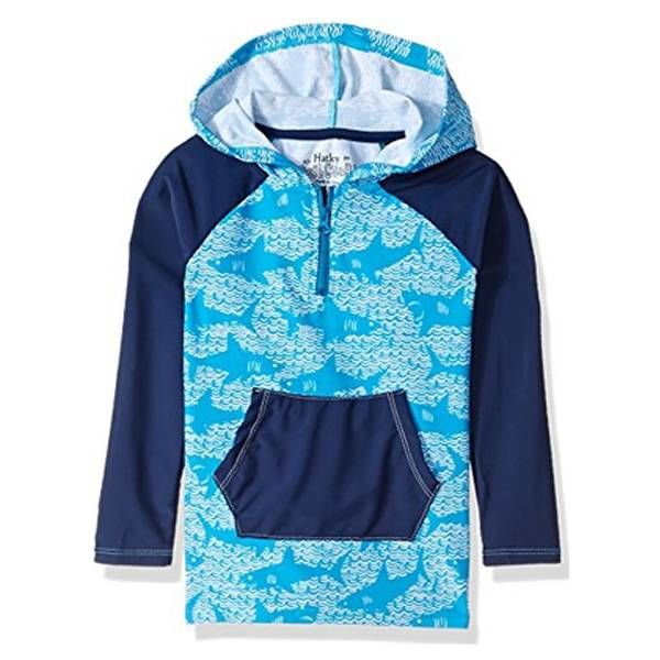 Hatley Hatley Boys Hooded Rashguard