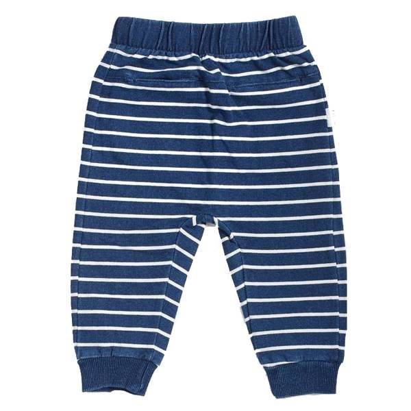 Miles Baby Miles Baby Striped Jogger