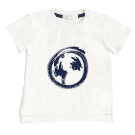 Miles Baby The World Awaits Tee