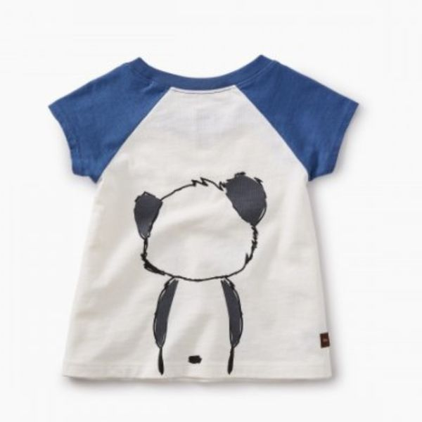 Tea Tea Collection - Little Panda Graphic Baby