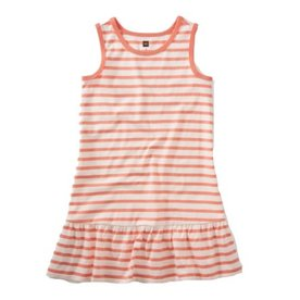 Tea Tea Striped Tank Dress