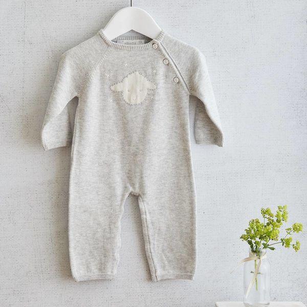 Albetta - Cashmere Knit Onesie