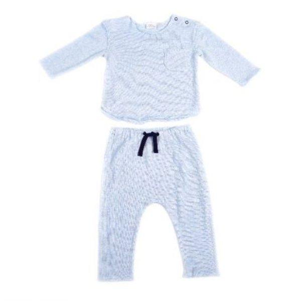 Egg EGG Baby Bobbie Knit Set