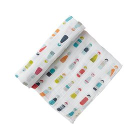 Pehr Designs Pehr Little Peeps Swaddle