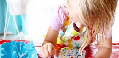 "Kid's Craft Projects for a ""Staycation"""