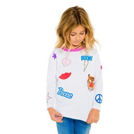 Chaser Kids Chaser Vintage Shirttail Tee
