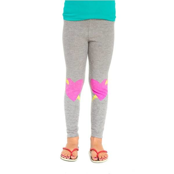 Chaser Kids Chaser Girls Love Knit Leggings