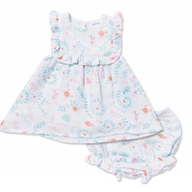 Angel Dear Angel Dear Dress & Bloomer
