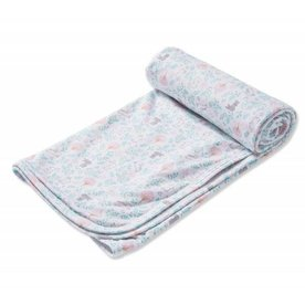 Angel Dear Angel Dear Floral Bunny Blanket