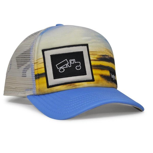 Big Truck Outdoor Sublimated Hat