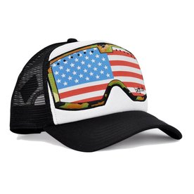 Big Truck Goggle Hat