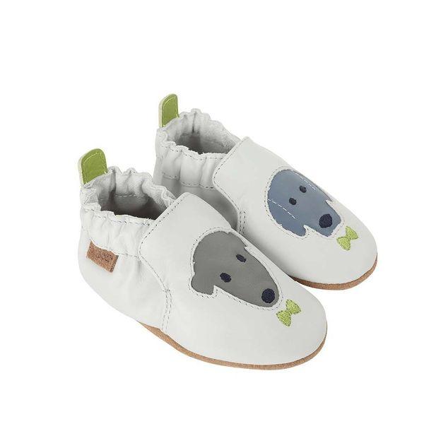 Robeez Robeez Boys Soft Soles Shoes