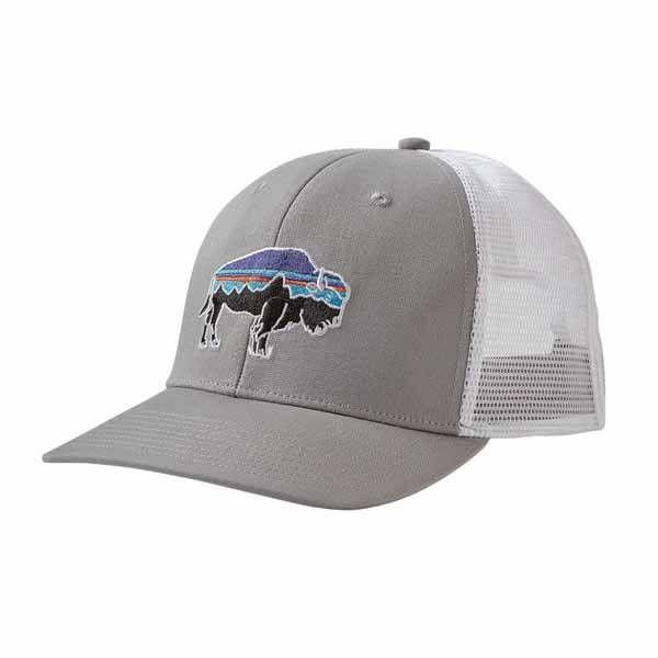 Patagonia Patagonia Roy Bison Trucker Hat