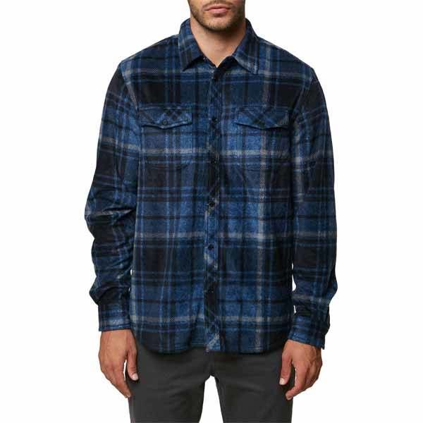 O'Neill O'Neill Boys Glacier Plaid Shirt