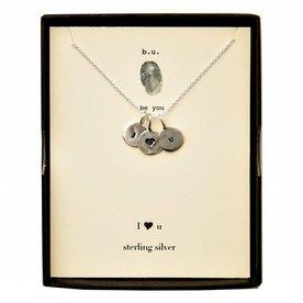 B.U. B.U. Jewelry I love You