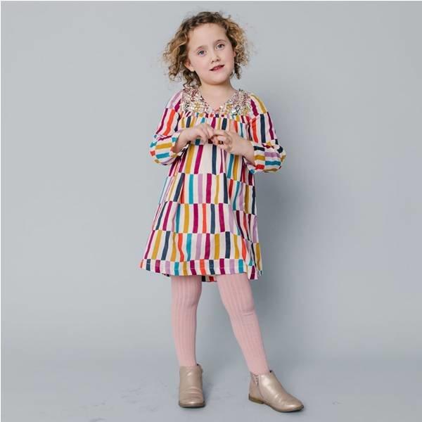 Pink Chicken Pink Chicken Courtney Dress