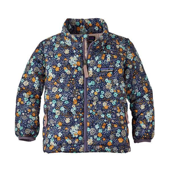 Patagonia Patagonia Baby Girl Down Sweater Jacket