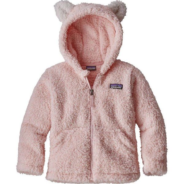 Patagonia Patagonia Baby Girl Furry Friends Hoody