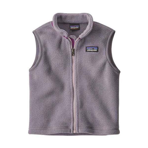 Patagonia Patagonia Baby Girl Synchilla Fleece Vest