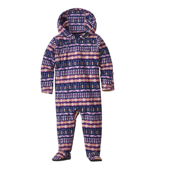 Patagonia Patagonia Infant Girl Micro D Fleece Bunting