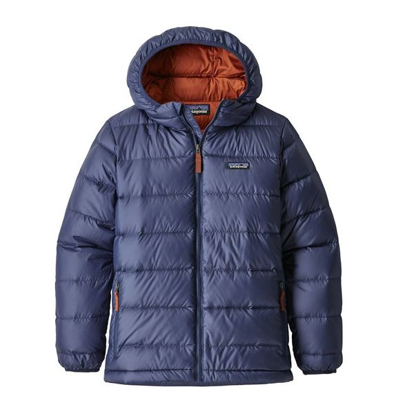 Patagonia Patagonia Boys Hi-Loft Down Sweater Hoody