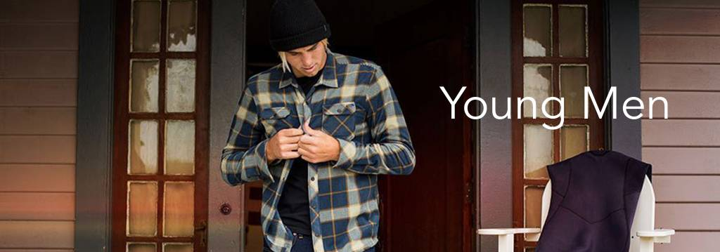 Young Men Clothing