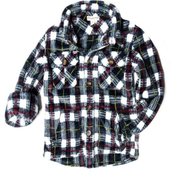 Appaman Appaman Boys Snow Fleece Shirt