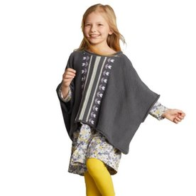 Tea Collection Tea Girls Poncho