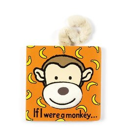 JELLYCAT INC. BOOK IF I WERE A MONKEY
