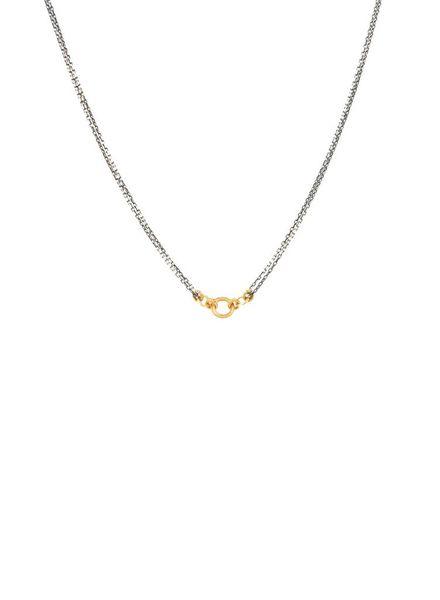 Dana Kellin Fine Gold Chain Ornament Necklace