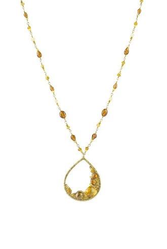 Dana Kellin Fashion Sienna Mix Necklace