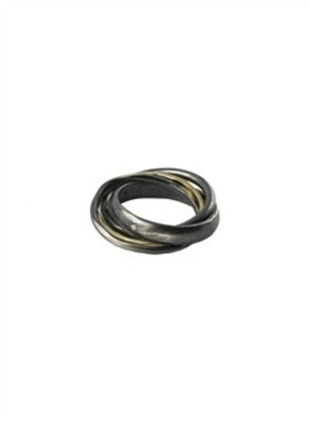 Sarah McGuire Wide Blacksmith Knot Ring