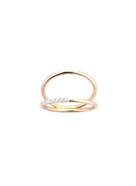 KISMET Spectrum Pinky Ring